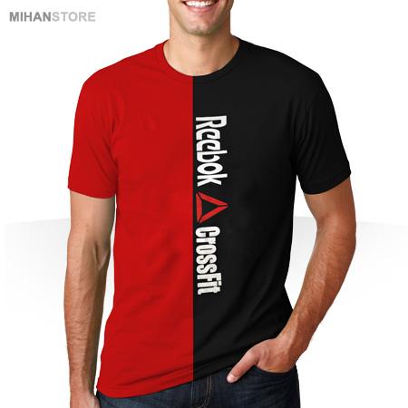 تی شرت تابستانه پسرانه و مردانه ریبوک Reebok طرح کراس فیت CrossFit